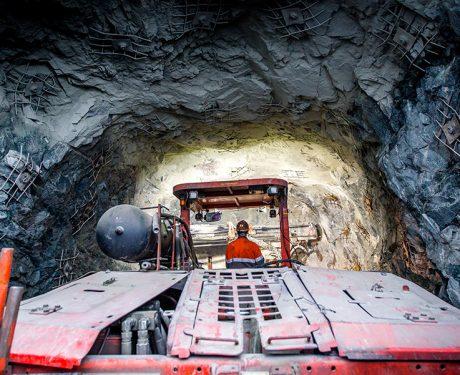 Ner i gruvan – Webbyrå Örebro